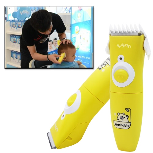 Yijan Professional Mini Baby Children Kids Hair Clipper Trimmer Electric Hairdressing Tool H16800