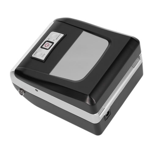 Portable Mini Banknote Detector Currency Money Counterfeit Detecting Machine for Euro LED Display Sheets Denomination ValueHousekeeping &amp; Organization<br>Portable Mini Banknote Detector Currency Money Counterfeit Detecting Machine for Euro LED Display Sheets Denomination Value<br><br>Blade Length: 19.0cm