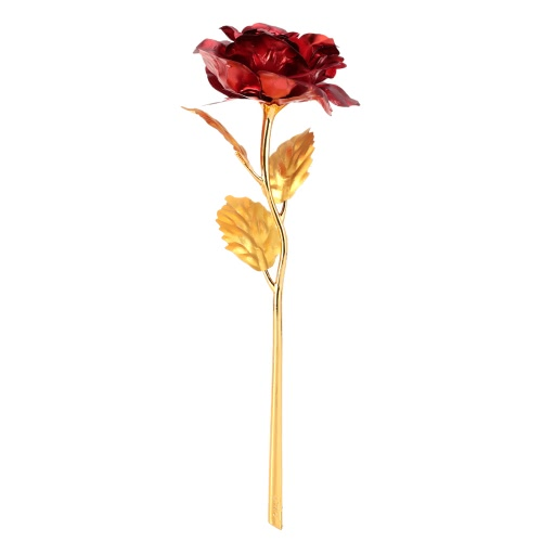Real-Like Simulation Handmade Rose Artificial Flower for