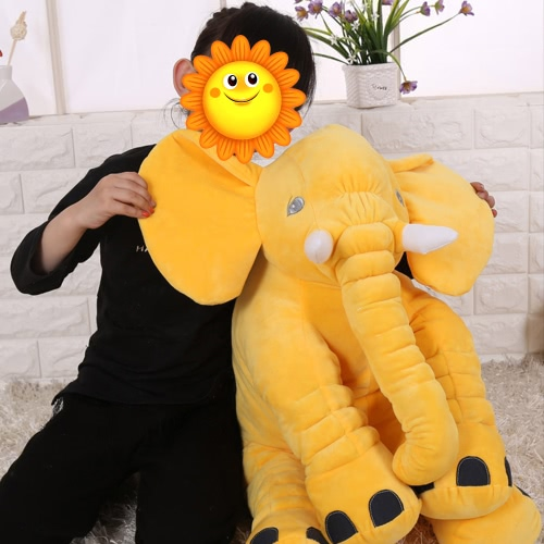 Large Soft Plush Long Nose Elephant Stuff Toy Doll Gifts Baby Children Kids Sleep Lumbar Pillow Cushion Bed Room Decoration DecorOther Lifestyle Gadgest<br>Large Soft Plush Long Nose Elephant Stuff Toy Doll Gifts Baby Children Kids Sleep Lumbar Pillow Cushion Bed Room Decoration Decor<br><br>Blade Length: 33.0cm