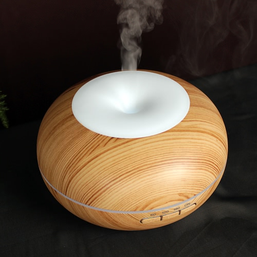 Portable 300ml Essential Oil Aroma Diffuser Cool Mist Maker Ultrasonic Humidifier Air Aromatherapy Atomizer with 7 Colors LED light for Home Office Study Yoga Spa Wood Grain Auto Shut-offHumidifier<br>Portable 300ml Essential Oil Aroma Diffuser Cool Mist Maker Ultrasonic Humidifier Air Aromatherapy Atomizer with 7 Colors LED light for Home Office Study Yoga Spa Wood Grain Auto Shut-off<br><br>Blade Length: 17.0cm