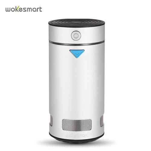 wokesmart Intelligent Refrigerator Deodorizer Waterproof Ozone Anion Sterilizer Ionizer Air Purifier Fridge Ionic Food Freshener Preserver Freshness Extender App Control