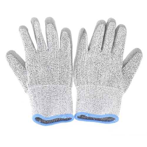High-quality Dyneema Knife Grade 5 Cut-resistant Gloves Anti-abrasion Work Protective Gloves Skid-resistant Safety Mittens H16471-3