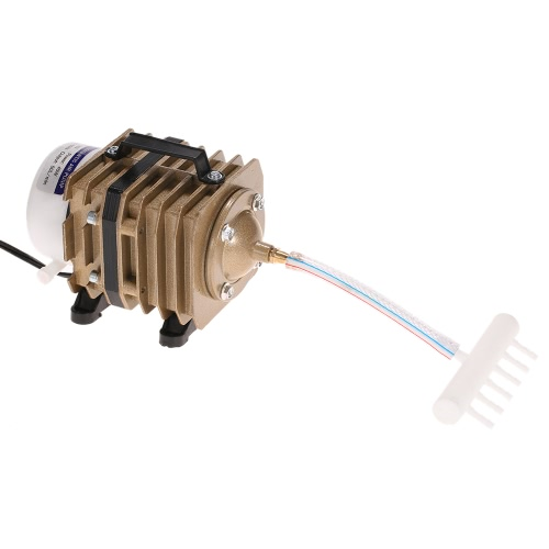 571-1585 GPH 20/35/45/55/80/105W Active O2 Aquarium Commercial Hydro Air Pump with 6/8/10 Outlets Electrical Magnetic Oxygen PumpsFish&amp;Aquatic pets<br>571-1585 GPH 20/35/45/55/80/105W Active O2 Aquarium Commercial Hydro Air Pump with 6/8/10 Outlets Electrical Magnetic Oxygen Pumps<br><br>Blade Length: 21.0cm