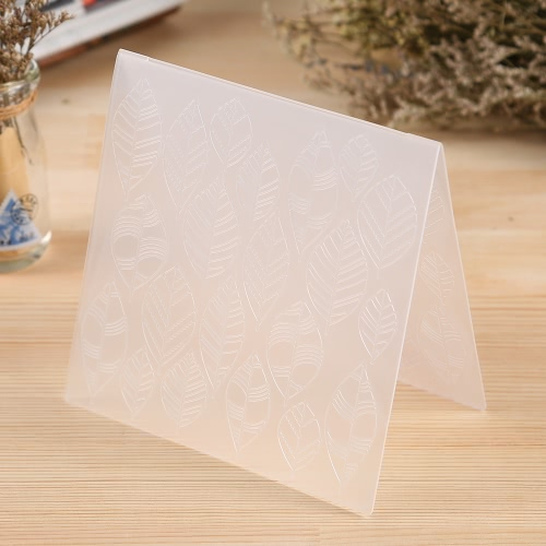 Plastic Embossing Folder for Scrapbook DIY Album Paper Card Tool Template 15.5x15.5cm / 6x6inchDecorative DIY kit<br>Plastic Embossing Folder for Scrapbook DIY Album Paper Card Tool Template 15.5x15.5cm / 6x6inch<br><br>Blade Length: 18.0cm
