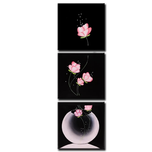 3pcs Unframed Hand Painted Oil Painting Set Beautiful Flowers Modern Picture Canvas Paint Wall Decor Art for Living Room Decoration3pcs Unframed Hand Painted Oil Painting Set Beautiful Flowers Modern Picture Canvas Paint Wall Decor Art for Living Room Decoration<br><br>Blade Length: 60.0cm