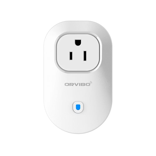 Orvibo S25 Wireless Remote Control Timer Timing Switch WiFi Smart Power Socket Outlet US Plug Turn ON/OFF Electronics from Anywhere for iPhone Android SmartphoneOther Lifestyle Gadgest<br>Orvibo S25 Wireless Remote Control Timer Timing Switch WiFi Smart Power Socket Outlet US Plug Turn ON/OFF Electronics from Anywhere for iPhone Android Smartphone<br><br>Blade Length: 15.0cm