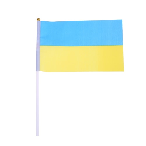 Anself 12pcs 2016 European Cup Olympic Games World Handheld Flag with Flagpole Flag for Euro 2016 International Day Sports Events Hand Flag Size 14 * 21cmOther Holiday Supplies<br>Anself 12pcs 2016 European Cup Olympic Games World Handheld Flag with Flagpole Flag for Euro 2016 International Day Sports Events Hand Flag Size 14 * 21cm<br><br>Blade Length: 20.0cm