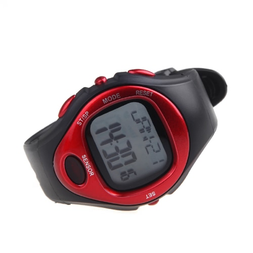 Pulse Heart Rate Monitor Calorie Counter Fitness