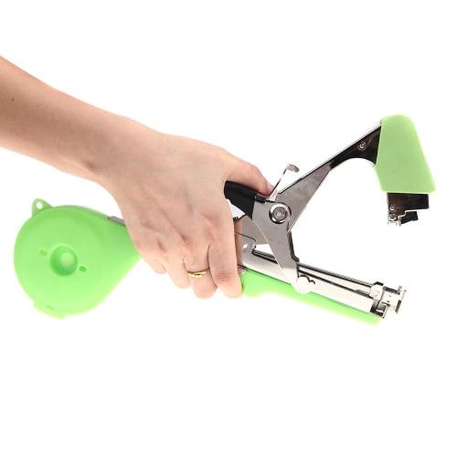 Agriculture Tape Tool Hand Tying Machine for Fruit Vegetable Vine Tomato MetalGarden Tools<br>Agriculture Tape Tool Hand Tying Machine for Fruit Vegetable Vine Tomato Metal<br><br>Blade Length: 35.5cm