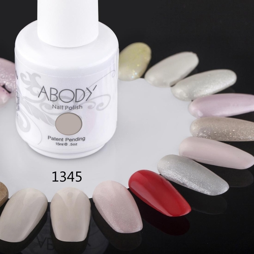Abody 15ml Soak Off Nail Gel Polish Nail Art Professional Shellac Lacquer Manicure UV Lamp &amp; LED 177 Colors 1345Nail Polish<br>Abody 15ml Soak Off Nail Gel Polish Nail Art Professional Shellac Lacquer Manicure UV Lamp &amp; LED 177 Colors 1345<br><br>Blade Length: 10.0cm