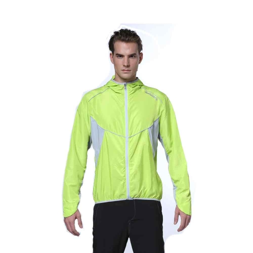 Men Women Sports Jersey Running Cycling Bicycle Windproof Sleeve Coat Jacket Clothing Hooded Casual Water-resistantCycling Clothing<br>Men Women Sports Jersey Running Cycling Bicycle Windproof Sleeve Coat Jacket Clothing Hooded Casual Water-resistant<br><br>Blade Length: 42.5cm