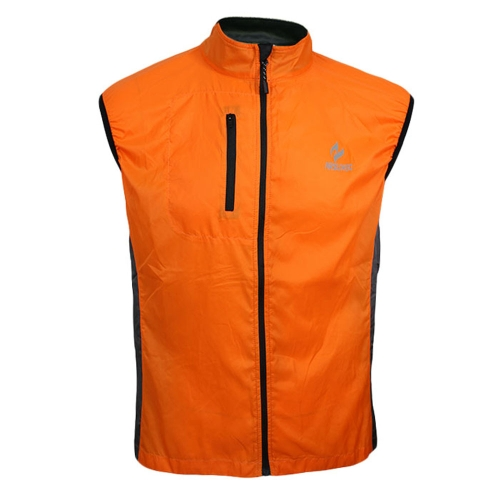 Buy ARSUXEO Men Women Ultrathin Spring Autumn Running Cycling Bicycle Vest Windproof Sleeveless Coat Jacket Clothing Casual Waterproof