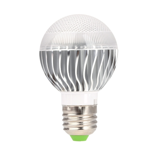 Dimmable 3W E27 LED RGB Magic Light Bulb 16 Colors Changing with Remote Control AC85-265V