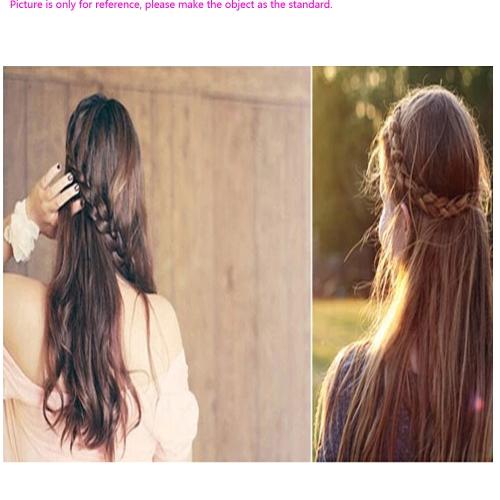 New Hair Braider Braid Stylist Sponge Plait Hair Twist Styling Braiding Tool