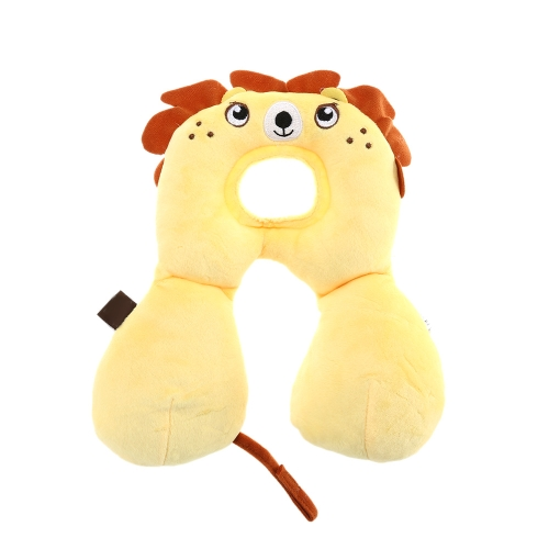 0-12 Months Cartoon Baby Care Pillow Infant