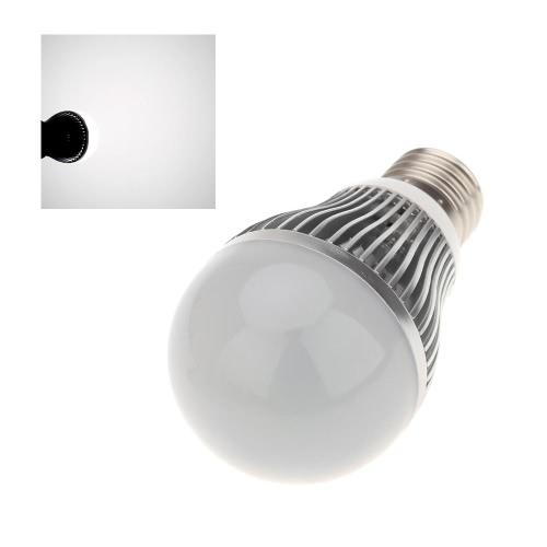 E27 9W LED Microwave Radar Motion & Ambient Sensor Light Lamp Bulb White for Stairs Warehouse Corridor AC85-265V H14007