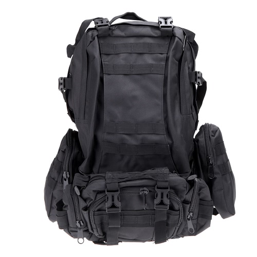 Buy Multifunction Military Rucksack Outdoor Tactical Backpack Travel Camping Hiking Sports Bag