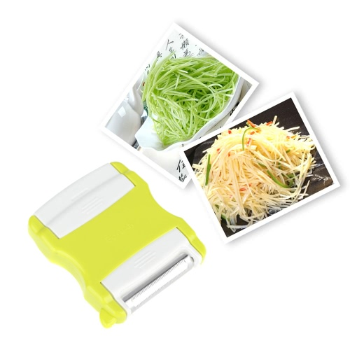 2 in 1 Peeler Grater Slicer Cutter