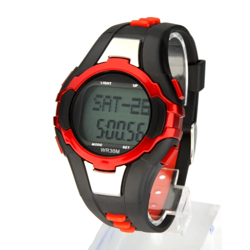 Portable Heart Rate Pulse Monitor Calorie Counter