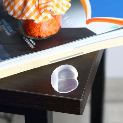Transparent Baby Safe Corner Guard PVC Table