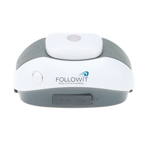 FOLLOWiT GPS SIM Card Pet Tracker Locator