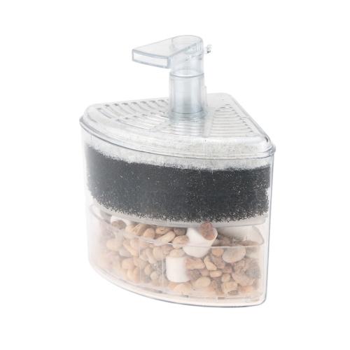Super silent  Mini Biochemical Activated Oxygen Filter for Aquarium Fish Tank H15425