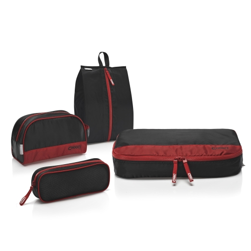 CHOOCI Portable High Quality Storage Bags Small Lightweight Travel Packing Bags Set with Four Separate BagsStorage &amp; Organization<br>CHOOCI Portable High Quality Storage Bags Small Lightweight Travel Packing Bags Set with Four Separate Bags<br><br>Blade Length: 23.5cm