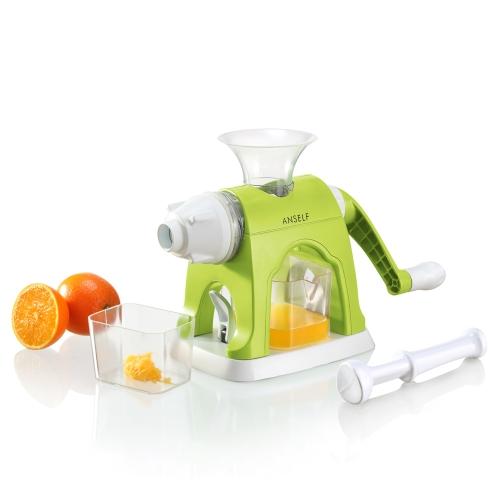 Anself Multifunctional Manual Juicer Fruit SqueezerCooking Tools<br>Anself Multifunctional Manual Juicer Fruit Squeezer<br><br>Blade Length: 23.0cm