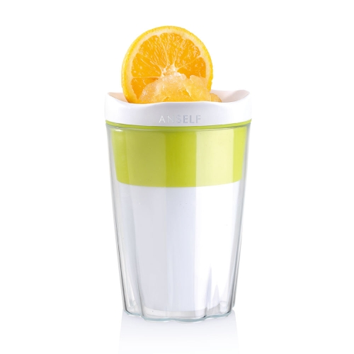 Anself Creative Fruit Juice Smoothie Cup DIY Milkshake Ice Cream Cup Kitchen Tool H15748