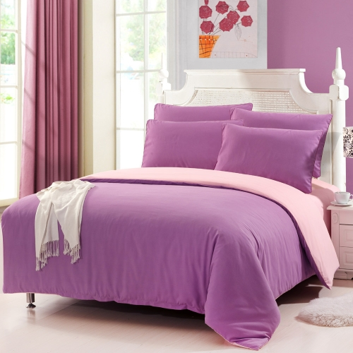 4pcs Stylish Sanding Solid Color Bedding Set Comforter Bedclothes Suit Queen Size Duvet Cover+Bed Sheet+2 Pillowcases Home TextilesHome Textile<br>4pcs Stylish Sanding Solid Color Bedding Set Comforter Bedclothes Suit Queen Size Duvet Cover+Bed Sheet+2 Pillowcases Home Textiles<br><br>Blade Length: 44.5cm