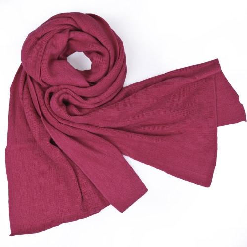 Scarf Knit Long Warm Wrap Shawl UnisexScarves &amp; Shawls<br>Scarf Knit Long Warm Wrap Shawl Unisex<br><br>Blade Length: 26.0cm