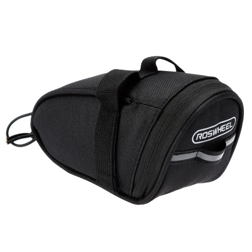 Roswheel Outdoor Cycling Bike Bicycle Saddle Bag Back Seat Tail Pouch Package 13567 BlackBag Supplies<br>Roswheel Outdoor Cycling Bike Bicycle Saddle Bag Back Seat Tail Pouch Package 13567 Black<br><br>Blade Length: 20.0cm