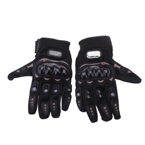 Full Fingered Gloves for Motorcycles