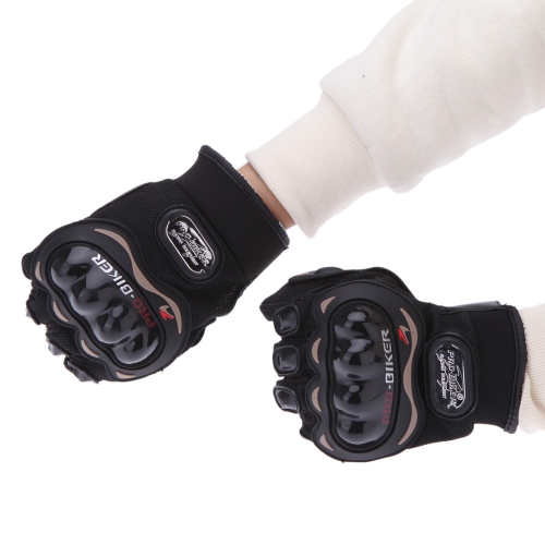 Motorcycle Bike full finger Protective Gloves H8638M