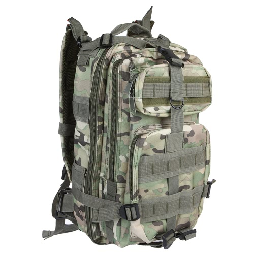 Buy Outdoor Sport Military Tactical Backpack Molle Rucksacks Camping Hiking Trekking Bag