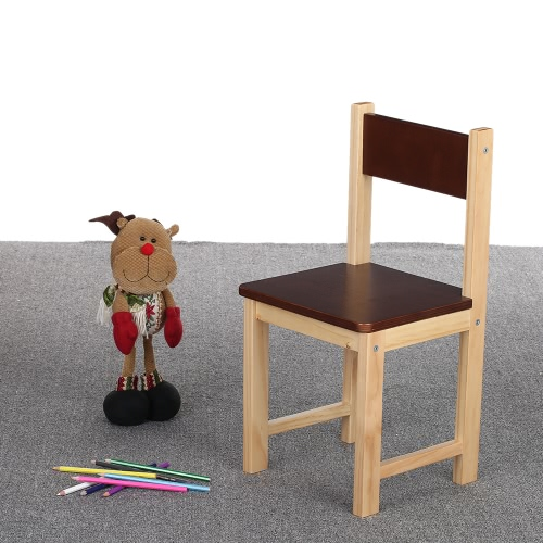 iKayaa Cute Wooden Kids Chair Stool Solid Pine Wood Children Stacking School Chair Furniture 80KG Load CapacityHome Textile<br>iKayaa Cute Wooden Kids Chair Stool Solid Pine Wood Children Stacking School Chair Furniture 80KG Load Capacity<br><br>Blade Length: 59.5cm