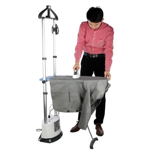 Défroisseur vapeur plastique tête à vapeur multifonctions repassage Machine bipolaire Hang vapeur et repassage à sec