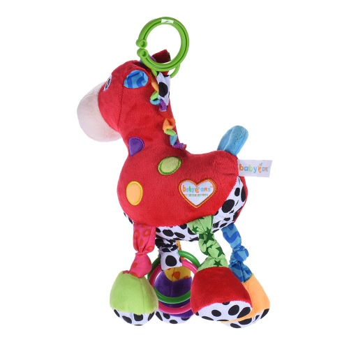 babyfans FK1401 Horse-model Musical Stuffed Toy Educational