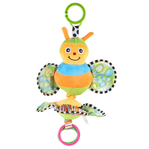 Foldable Folding Flexible Animal Musical Baby Music