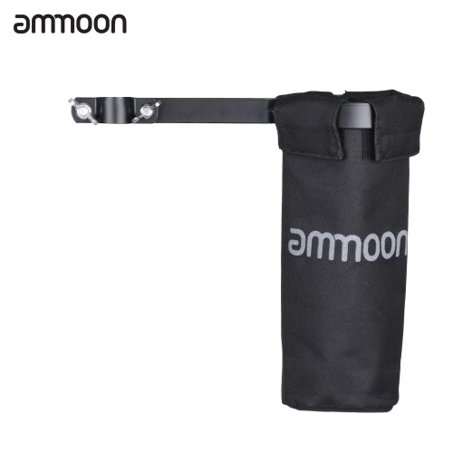 ammoon Drum Stick Holder Drumstick Bag 600D with Aluminum Alloy Clamp for Drum StandParts &amp; Accessories<br>ammoon Drum Stick Holder Drumstick Bag 600D with Aluminum Alloy Clamp for Drum Stand<br><br>Blade Length: 27.0cm