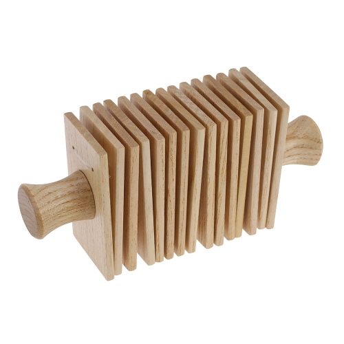 Rhythm Band School Children Musical Instruments Toy Wooden Strips Kokiriko Percussion от Tomtop.com INT