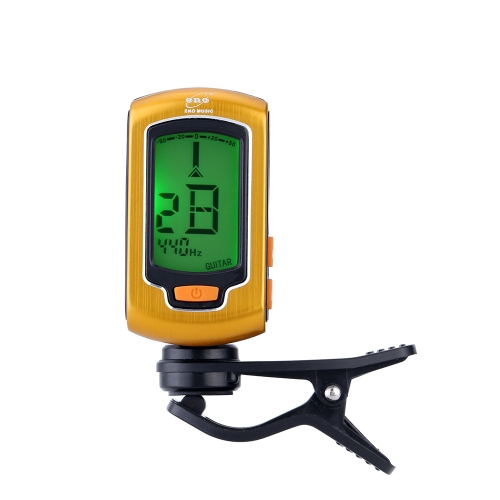 ENO Chromatic Clip-On Tuner for Guitar Bass