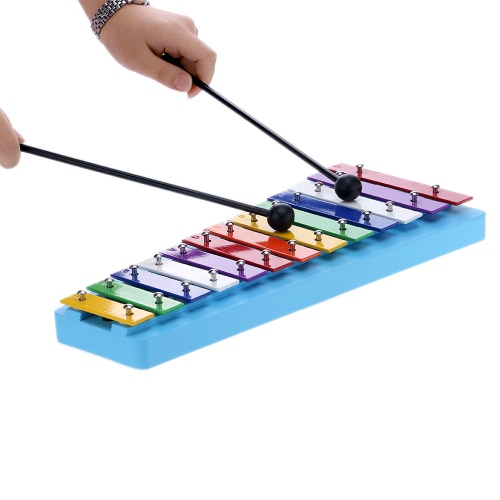 13 Bar Kids Glockenspiel Xylophone Colorful Note of Educational Percussion Instrument Rhythm Toy for Baby Toddler ChildrenXylophones  &amp; Accessories<br>13 Bar Kids Glockenspiel Xylophone Colorful Note of Educational Percussion Instrument Rhythm Toy for Baby Toddler Children<br><br>Blade Length: 25.0cm