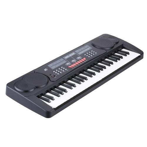 54 Keys Multifunctional Digital Electronic Music Keyboard