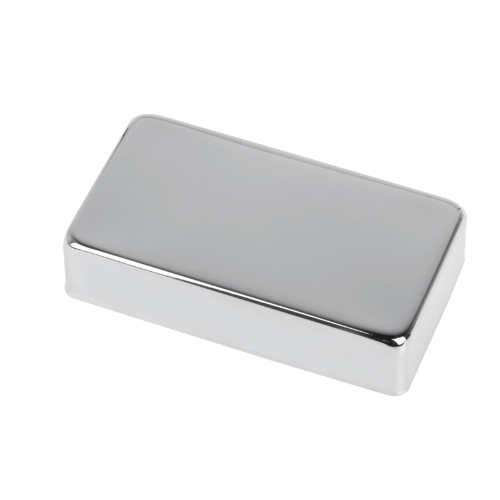 Sealing Humbucker Pickup Cover for Electric Guitars Chromeplated Copper 15mm от tomtop.com INT