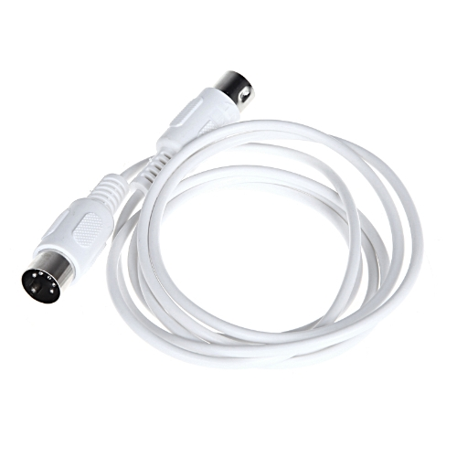 MIDI Extension Cable Male to Male 5 Pin 1.6M/5.25FT от Tomtop.com INT