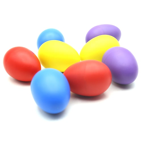 Pair of Egg Shakers Rattle Rustling Plastic Percussion Musical Toy for KTV Party Kids GamesParts &amp; Accessories<br>Pair of Egg Shakers Rattle Rustling Plastic Percussion Musical Toy for KTV Party Kids Games<br><br>Blade Length: 14.0cm
