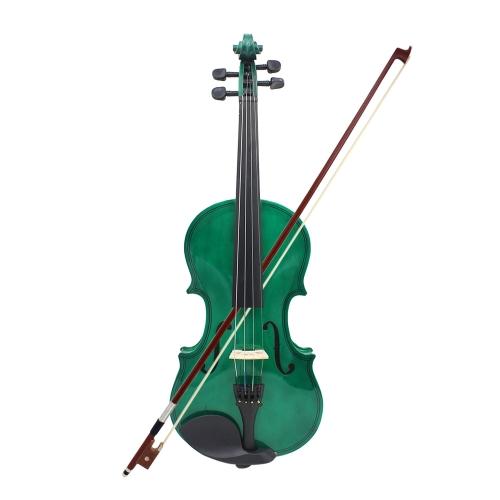 4/4 Violin Fiddle Basswood Steel String Arbor Bow Stringed Instrument for Music Lovers BeginnersViolins<br>4/4 Violin Fiddle Basswood Steel String Arbor Bow Stringed Instrument for Music Lovers Beginners<br><br>Blade Length: 80.0cm