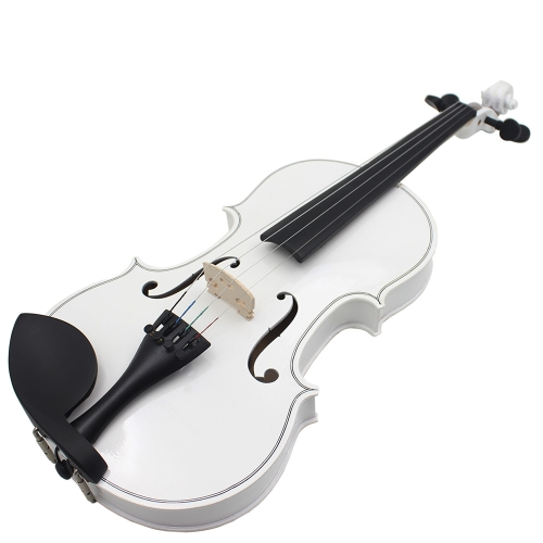 4/4 Violin Fiddle Basswood Steel String Arbor Bow Stringed Instrument for Music Lovers Beginners от Tomtop.com INT